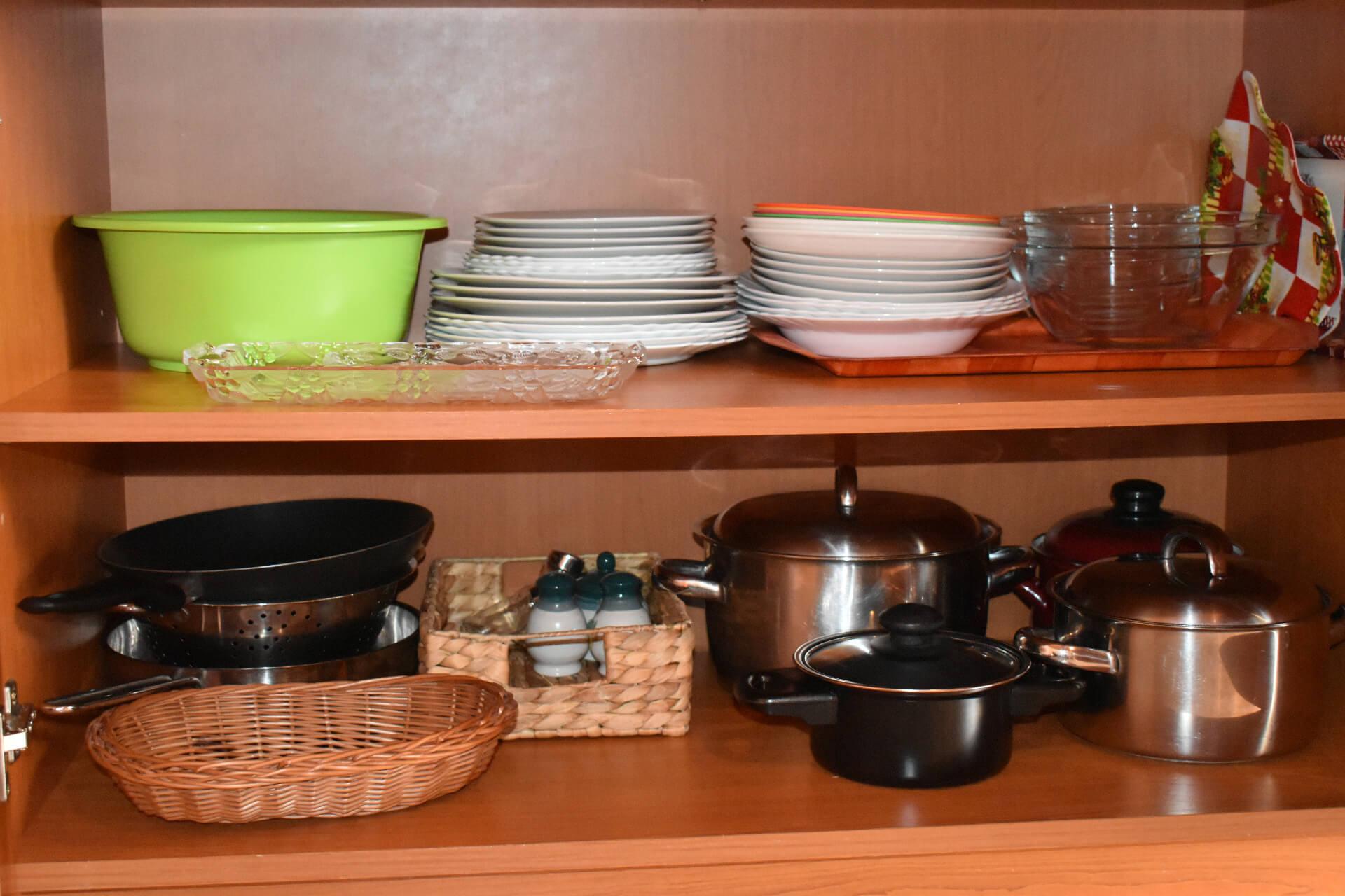 Kuchyna hrnce